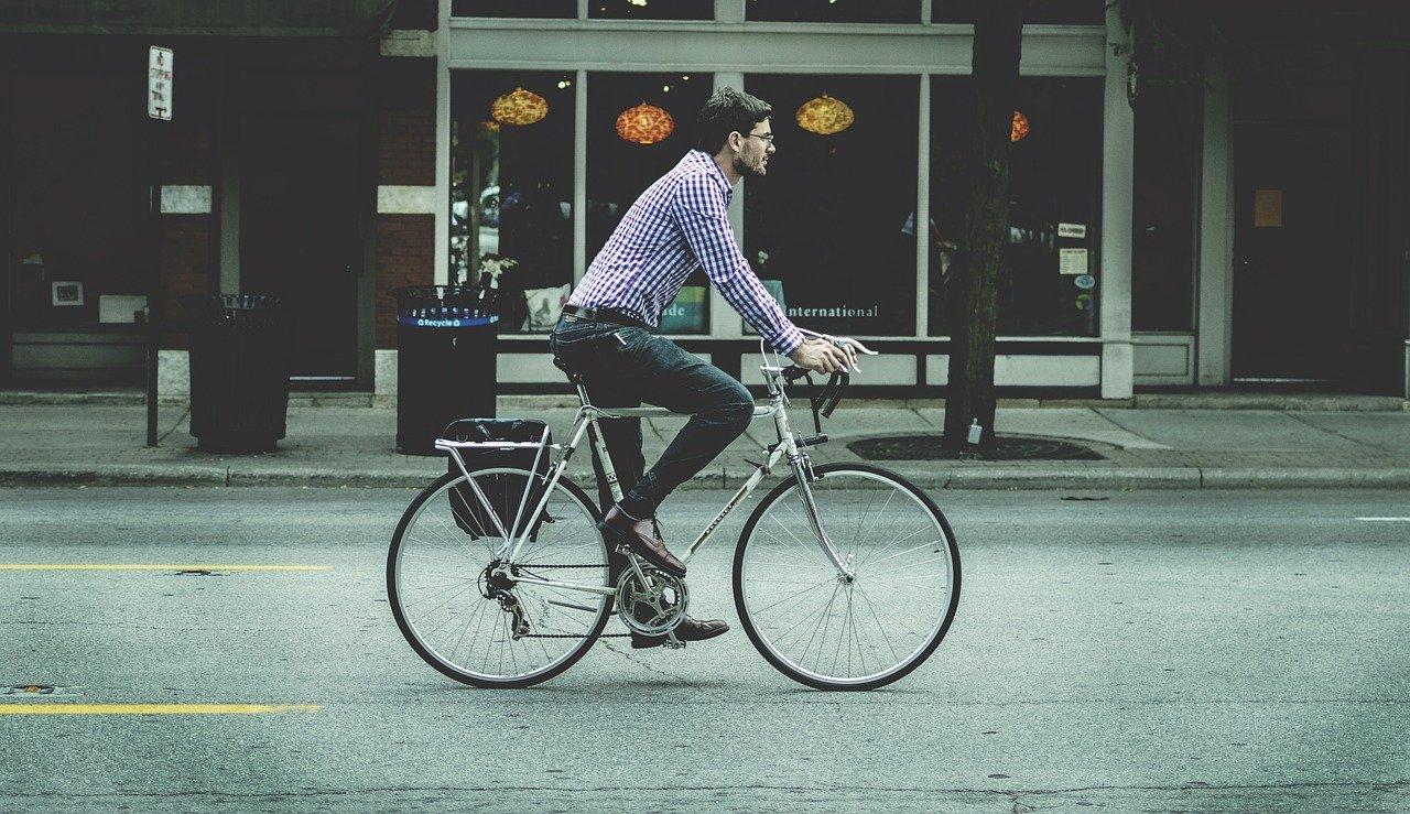 sedentar bicicleta