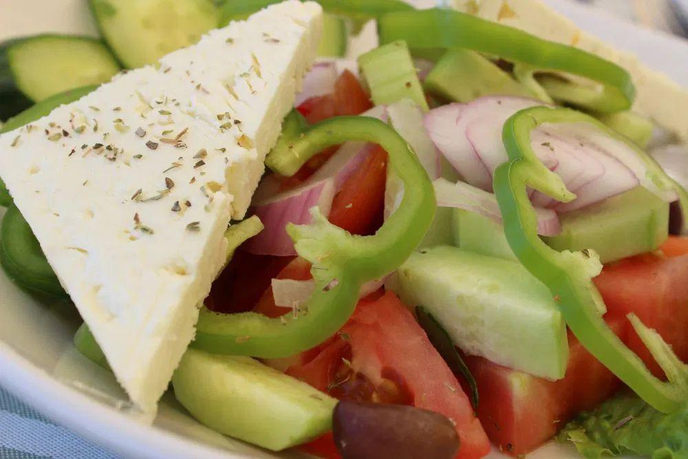 reteta salata greceasca indice glicemic scazut