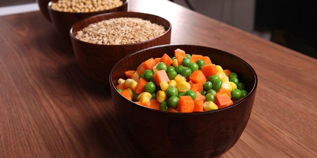cereale integrale legume