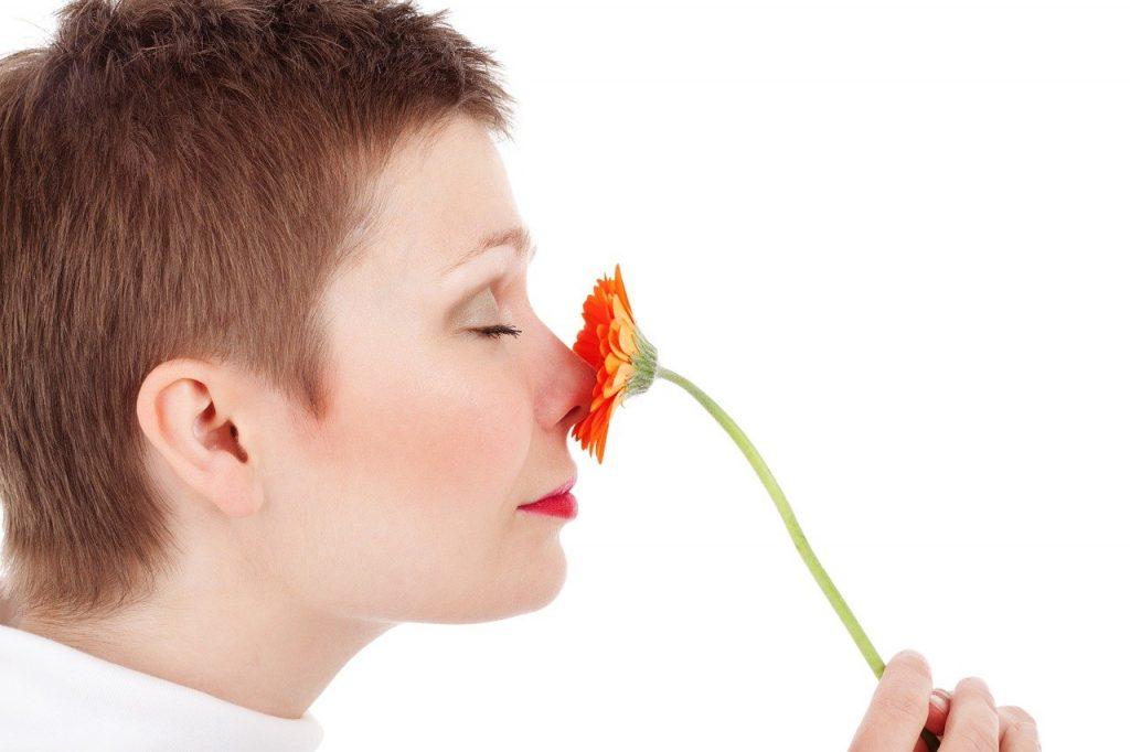 5 simturi mirosul olfactiv